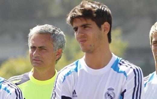 Morata cũng được MU của Mourinho để ý