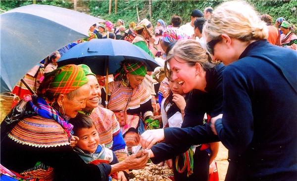 Du lịch Sapa - Các tín đồ thổ cẩm đi du lịch Sa Pa nhất định phải ghé những chợ này