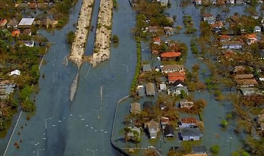 """2 – 3 ngày sau khi chúng ta """"bốc hơi"""", các thành phố trên Trái Đất đều bị ngập."""