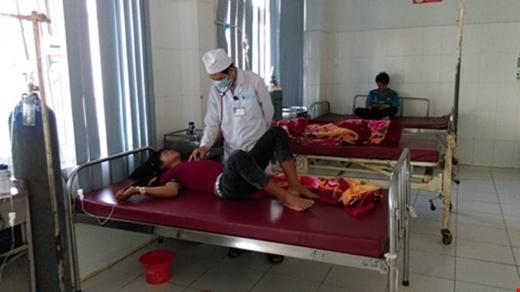 """Một gia đình tại Đắk Nông cũng đã chịu tai nạn khủng khiếp từ """"mẹ thiên nhiên"""".(Ảnh: Internet)"""