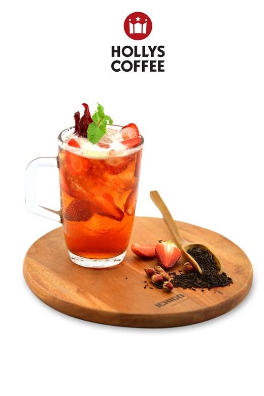 Cơn sốt trà mới hứa hẹn chiếm ngôi trà đào trong hè này