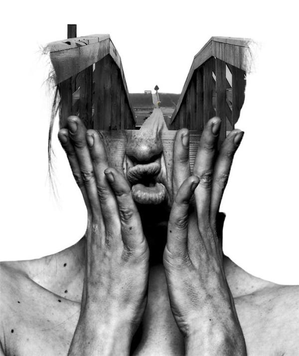 Nhắm mắt lại là bóng tối, mở mắt ra là con đường vô tận đi hoài không đến đích.