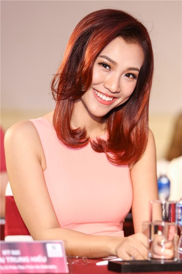 Á hậu Hoàng Oanh sẽ là MC chính tạiVòng chung khảo phía Nam của Hoa hậu Việt Nam 2016