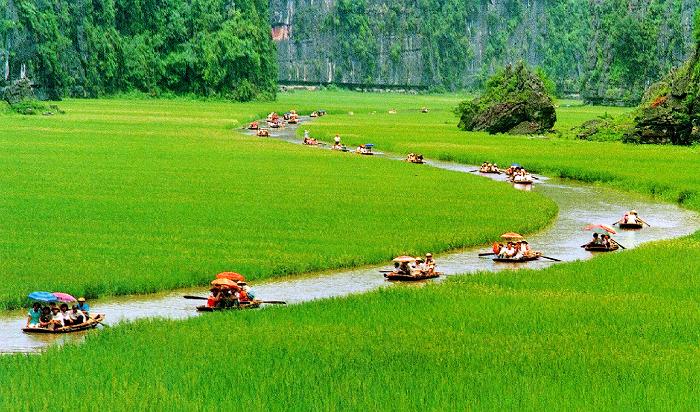 Du lịch Việt Nam - Tam Bình danh thắng - Nồng nàn vẻ đẹp 3 địa danh Việt
