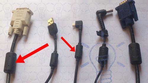 Bạn có biết cái cục đen đen trên dây sạc laptop là để làm gì không?