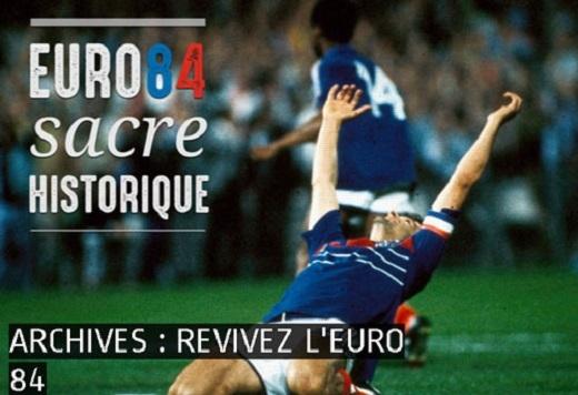 Le Figaro có một ấn bản đặc biệt dành cho các độc giả hoài niệm về Michel Platini và kìEuro 1984