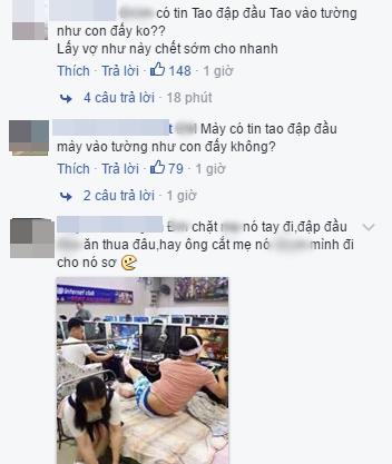 Những bình luận vô cùng hài hước bên dưới đoạn chat. (Ảnh: Internet)