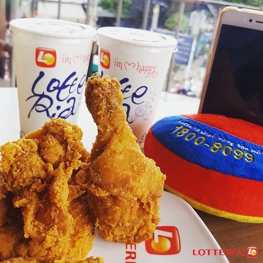 Cảm nhận từng miếng gà giòn tan…