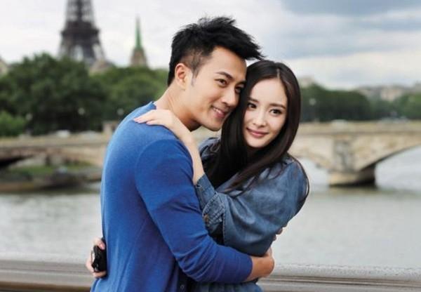 Dương Mịch và ông xã Lưu Khải Uy