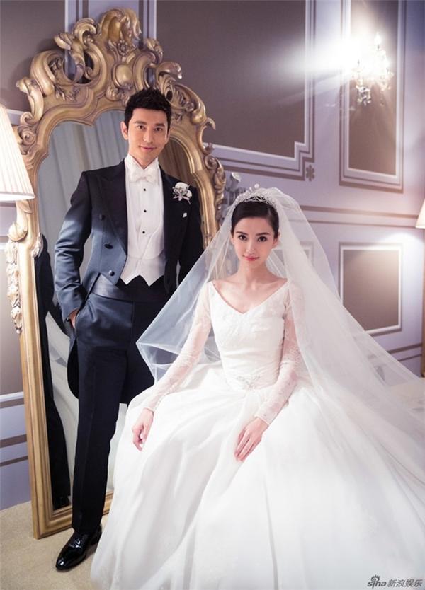 Đám cưới thế kỷ của cặp đôi Huỳnh Hiểu Minh - Angela Baby