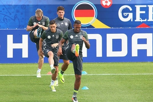 Tuyển Đức là ứng viên sáng giá tại Euro 2016.