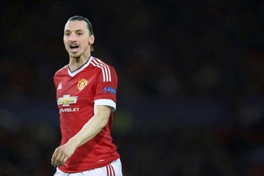 Zlatan Ibrahimovic gần như chắc chắn sẽ là người của MU