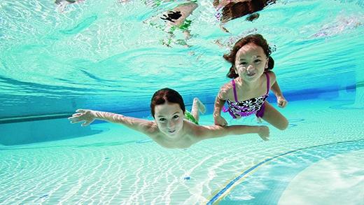 Chết đuối trên cạn xảy ra phổ biến ở trẻ nhỏ. (Ảnh: Internet)