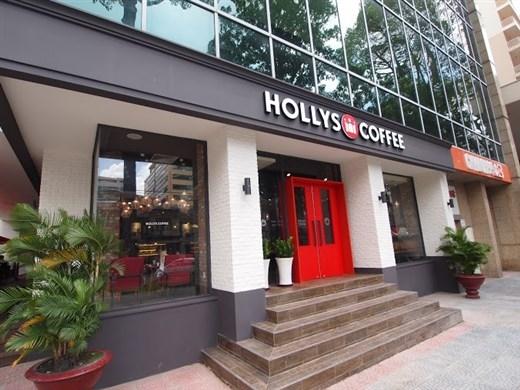 Tìm đến Hollys Coffee và thử ngay Rosy Berry thôi!