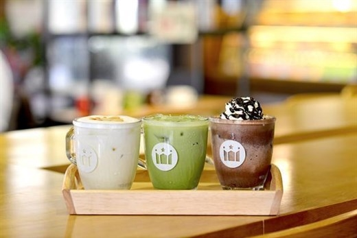 Sweet Potato Latte, Green Tea Latte, Real Chocolate – Thật sự không thể bỏ qua!