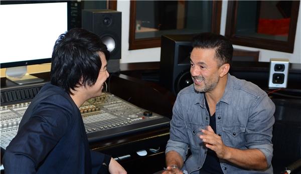 Thanh Bùitừng có các sản phẩm âm nhạc kết hợp với các nghệ sĩquốc tế đạt được sự ghi nhận tích cực từ thị trường âm nhạc nước bạn và cả tại Việt Nam.