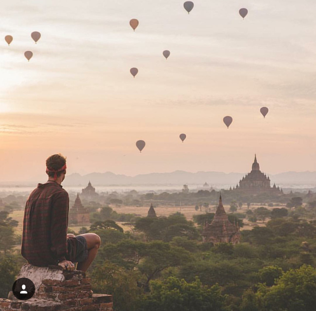Trai đẹp được mệnh danh là Du khách sexy nhất Instagram kiếm bộn tiền nhờ đi du lịch