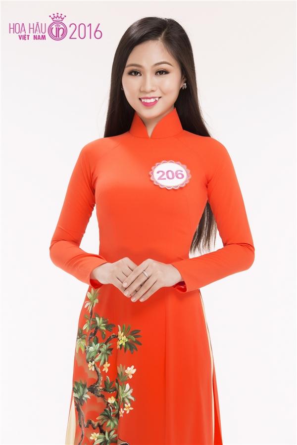 Cận cảnh nhan sắc thí sinh miền Nam Hoa hậu Việt Nam 2016