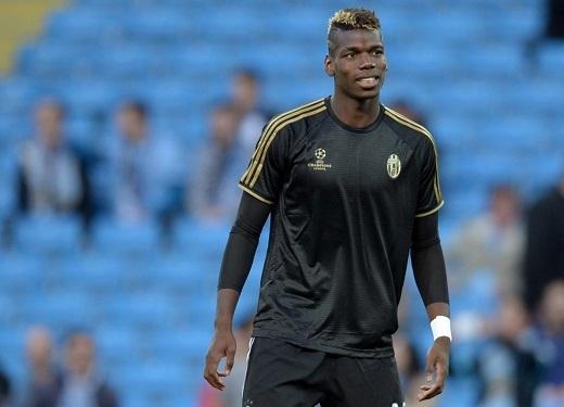 Paul Pogba có mức giá không hề thưa kém Gareth Bale