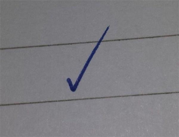 5. Dấu tích viết tay chuẩn không cần chỉnh.