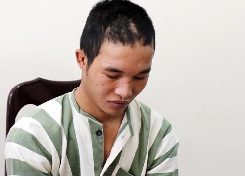 Hào Anh bị bắt vì trộm cắp tài sản ở Lâm Đồng - Ảnh: Tiền Phong.
