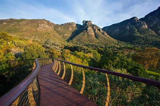 Tới đây, bạn sẽ bị choáng ngợp bởi khung cảnh hùng vĩ của Nam Phi. (Ảnh: Internet)