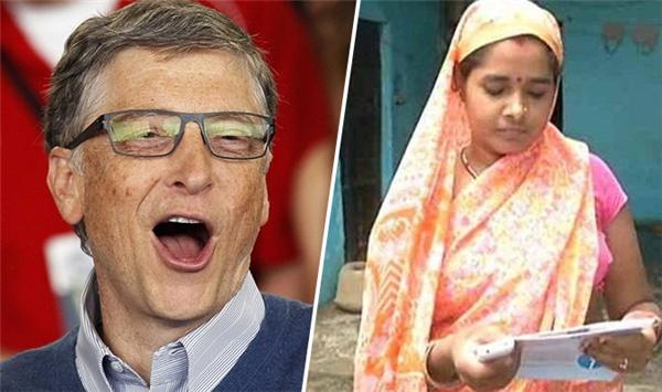 Bill Gates suýt bị soán ngôi người giàu nhất thế giới. (Ảnh: Internet)