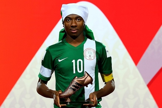 Kelechi Nwakali - tài năng mới nổi của bóng đá Nigeria