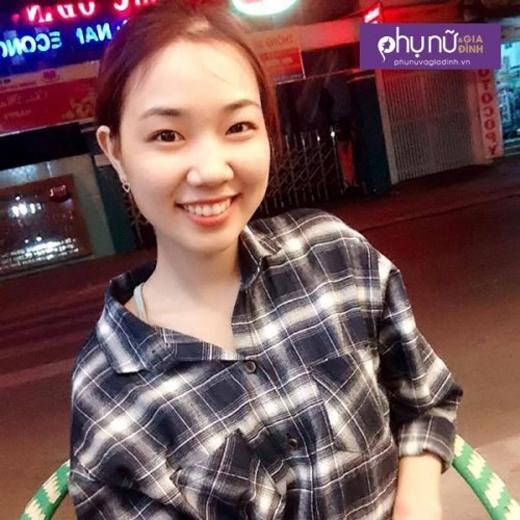 Chân dung xinh đẹp của Hoàng Tăng Thị Thu Hương.