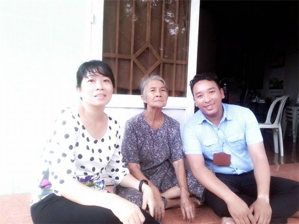 Anh Thuận (cháu của cô Nên) cho biết M.L đã liên hệ xin gặp gia đình để xin lỗi.
