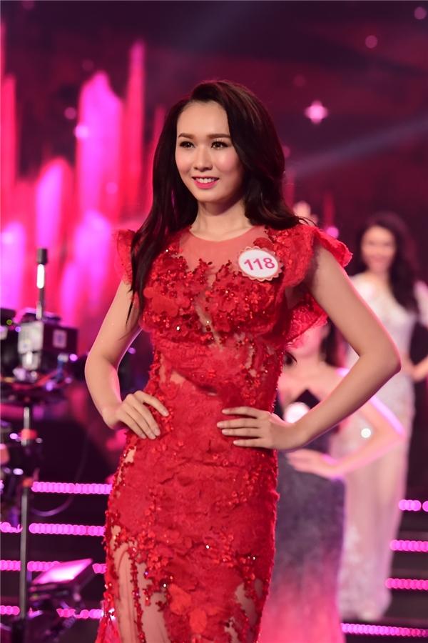 Nguyễn Thùy Linh, sinh năm 1995, sinh viên Đại học Công nghệ Đồng Nai