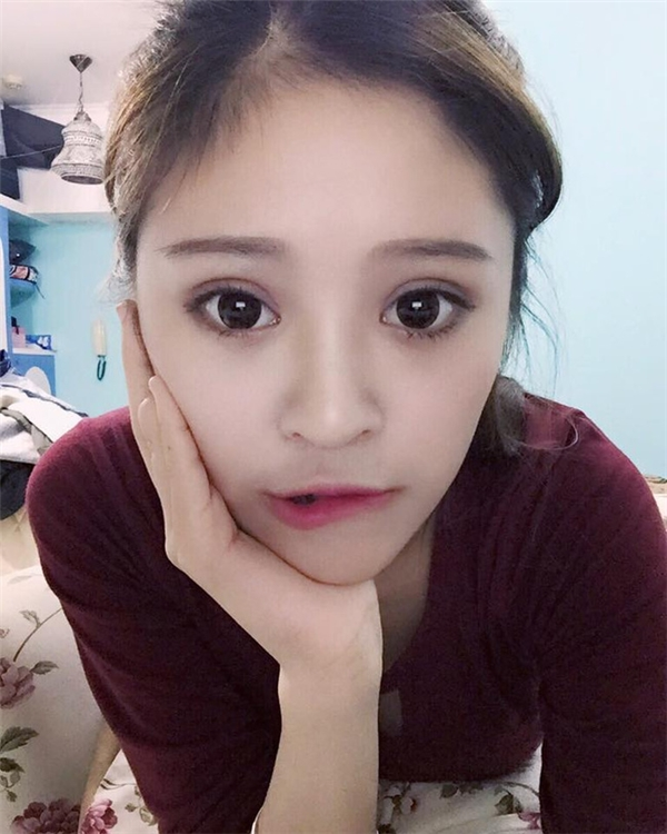 Đôi mắt của cô nàng chưa bao giờhết long lanh. (Ảnh: Internet)