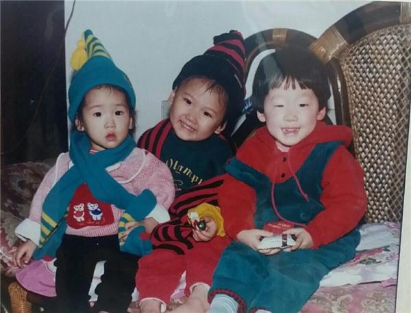 Vẻ đáng yêu, dễ thương của Hari Won (ở giữa) nhận được nhiều lời khen từ phía cộng đồng mạng. - Tin sao Viet - Tin tuc sao Viet - Scandal sao Viet - Tin tuc cua Sao - Tin cua Sao
