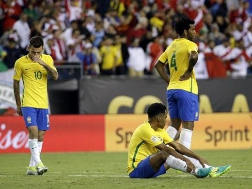 Những nhân vật xa lạ không thể giúp Brazil tiến xa ở Copa America.