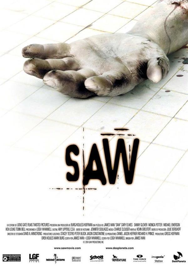 Bộ phim kể về hai hai người đàn ông bị bắt làm thú tiêu khiển cho một tên sát nhân bệnh hoạn với chiếc cưa máy.