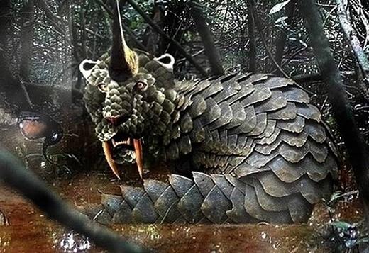 Dingonek hay xuất hiện theo dọc các bờ sông trong các rừng nhiệt đới ẩm. (Ảnh: Internet)