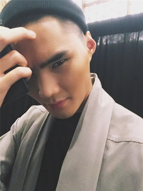 Soonbin Hoàng Sơn,Brian TrầnhayQuang Hùngđều vô cùng điển trai với bộ lông mày cá tính.(Ảnh: Internet)