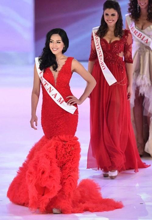 Dù không được khán giả nước nhà đánh giá cao nhưng Nguyễn Thị Loan vẫn xuất sắc có mặt trong top 25 Hoa hậu Thế giới 2014. Thành tích này xóa bỏ lời nguyền sau nhiều năm Việt Nam ra về trắng tay tại Miss World.