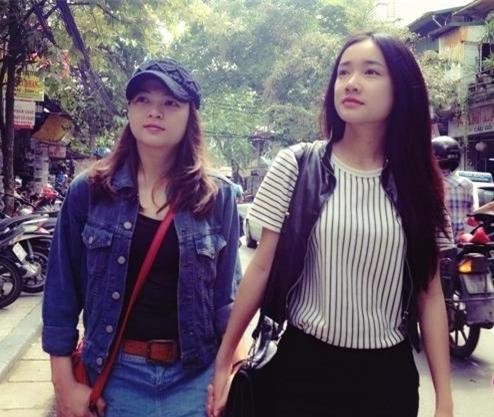 """Theo tiết lộ của Trường Giang,bạn gái anhkhông mất nhiều thời gian để """"tút tát"""" ngoại hình mỗi khi ra phố dạo chơi. - Tin sao Viet - Tin tuc sao Viet - Scandal sao Viet - Tin tuc cua Sao - Tin cua Sao"""