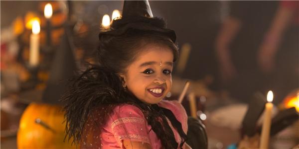 Cô đang là diễn viên chính trong mùa thứ 4 của loạt phim truyền hình Mỹ American Horror Story. (Ảnh: Internet)