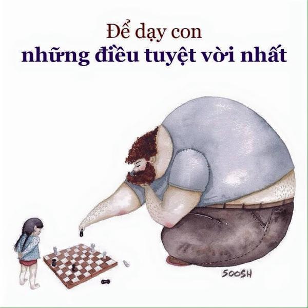 ngày của bố