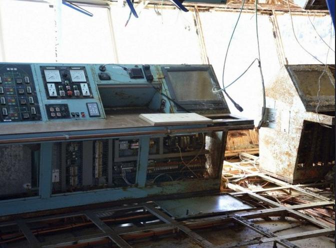 Bí ẩn bên trong con tàu ma lớn nhất thế giới