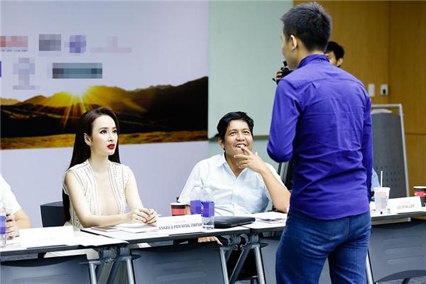 Kết thúc ngày làm việc đầu tiên, đạo diễn Đức Thịnh, diễn viên Angela Phương Trinh và ê-kíp đang có một vài lựa chọn dự kiến. Tuy nhiên, nếu không ưng ý sau khi bàn bạc, đoàn phim sẽ tiếp tục tổ chức casting tại miền Bắc, miền Trung. Dự án điện ảnh Sứ mệnh trái tim dự kiến sẽ bấm máy vào đầu tháng 7 tới đây.