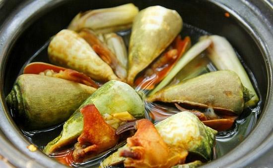 Ẩm thực Phú Quốc - Đi Phú Quốc ăn ốc nhảy: thật bá cháy!