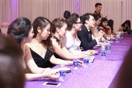 Ông Lê Minh Đức đại diện cho Công ty CP XNK D.O.PRO phát biểu tại sự kiện.