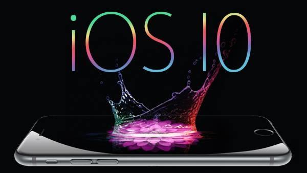 Không phải thiết bị nào của Apple cũng đều được lên đời iOS 10