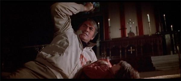 Nam diễn viên Gregory Peck trong phim.