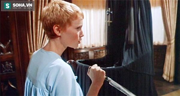 Một cảnh trong phim Rosemary's Baby.
