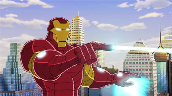 Bộ giáp lúc đầu được tạo ra với mục đích cứu sống Stark.