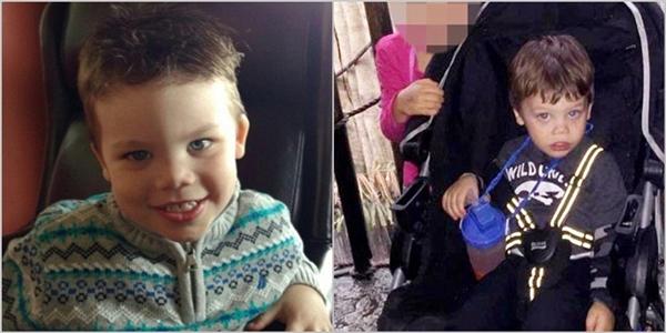 Lane Graves (2 tuổi) - cậu bé xấu số bị cá sấu lôi xuống nước và mất mạng trong kì nghỉ tại công viên giải trí Disney. (Ảnh: Dailymail)